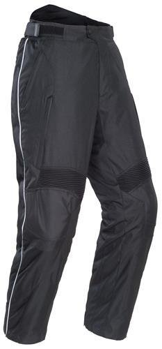 Tourmaster Mens Motorcycle Overpants Black Extra Large XL