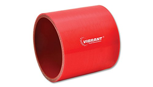 Silicone Coupling (Vibrant 2724R Silicone Straight Hose Coupling)