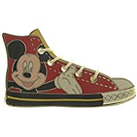 Disney Pins - Character Sneaker - Mickey Mouse on Hi Tops Pin 69826