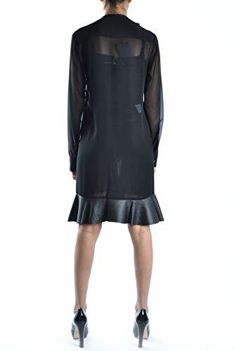 Vestito Cotone Alexander Nero Donna Mcqueen Mcq 349218rdf061035 By qatnUOYWA