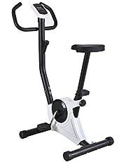 Fitness World Exercise Bike, E10 (White)