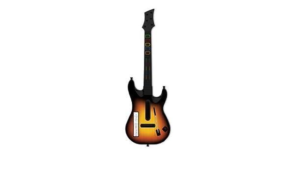 Guitar Hero - Guitarra inalámbrica para Wii, Compatible con Guitar ...