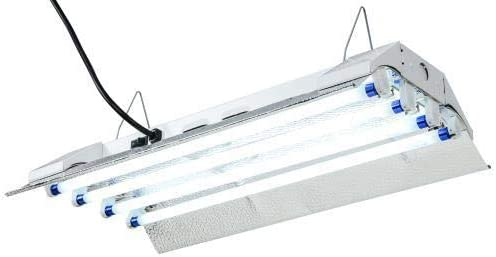 Agroflex T5 Ho 24 2 Ft 4 Lamp T5 Fixture 120 Volt Amazon Com