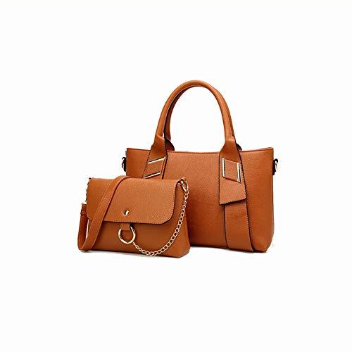 les à couleur 13 35 22cm de amovible brun taille Zijieshiye mère mince mode dames épaule la bandoulière Fashion Lycchee Wild nouvelle brun sac daxRq0w