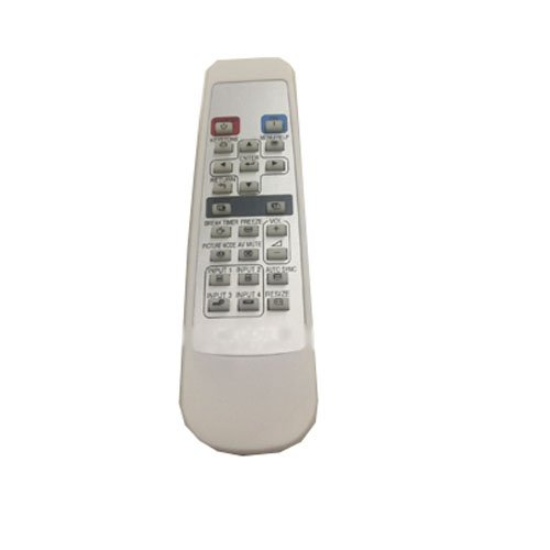 EASY Replacement Remote Control for SHARP XG-C50XU XV-Z12000 XV-Z30000 DLP PROJECTOR by EREMOTE