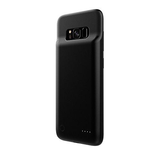 pretty nice 0f73c 8f43c Amazon.com: Samsung Galaxy S8 Ultra Thin Battery Case, Pantheon ...