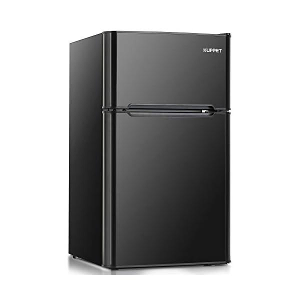 Kuppet Compact Refrigerator Double Door