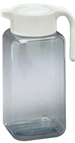 Arrow Plastic Clear Pitcher, 1 gallon