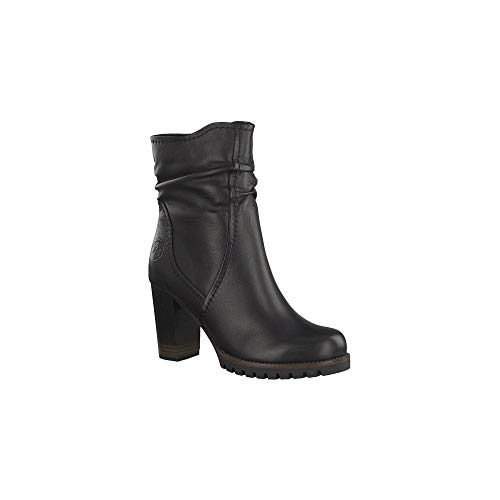 Tozzi Boot Marco Ankle 26436 Black dnxH6S