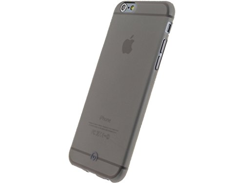 mobilize Gelly Case Ultra Thin Smokey Gris Apple iPhone 6