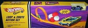 Hotwheels Classics Loop & Chute Action Set