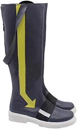 YYFZ Anime Cosplay Scarpe Masquerade Scarpe Carnival Party Stivali Alta Boots Mens Versione di Personalizzazione,Men\'s size-41