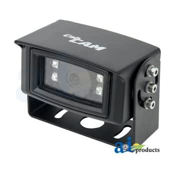 31gQ%2BOm7SpL._SL500_AC_SS350_ amazon com vs1c110 cabcam weatherproof color camera for use with cab cam wiring diagram at alyssarenee.co