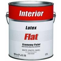 Economy Interior Latex Flat Wall Paint