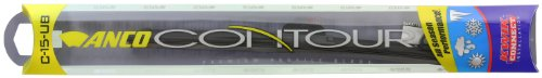 (ANCO C-15-UB Contour Wiper Blade - 15