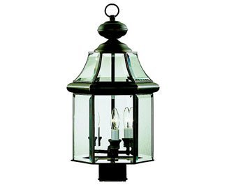 Kichler 9985OZ Three Light Outdoor Post Mount by Kichler Lighting