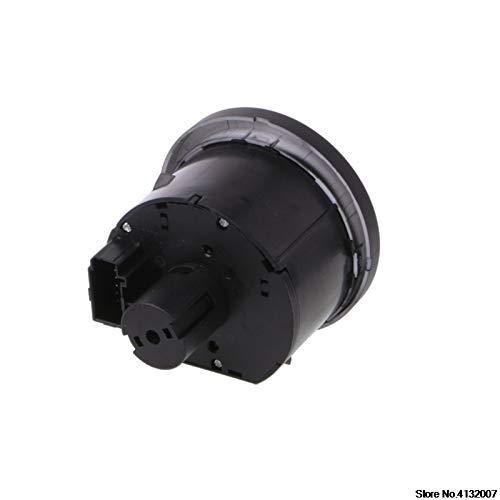Fincos Headlight Fog Lamp Control Switch for Skoda Octavia II 1Z0 941 431 1ZD 941 431E 828 Promotion Paint, Body & Trim