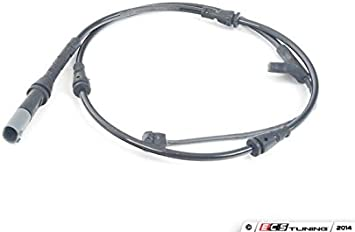 prasku 1 Pair of 34356792567 and 34356792571 Front Rear Brake Pad Wear Sensor Alarm