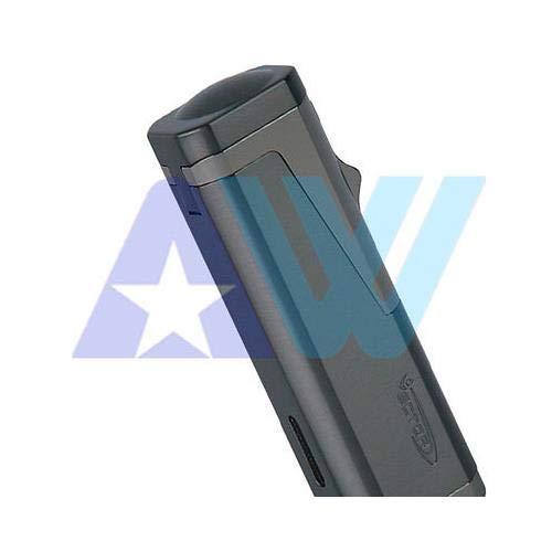 (Vector URBANO Lighter - Gunmetal Satin [VT-URBANO/02])