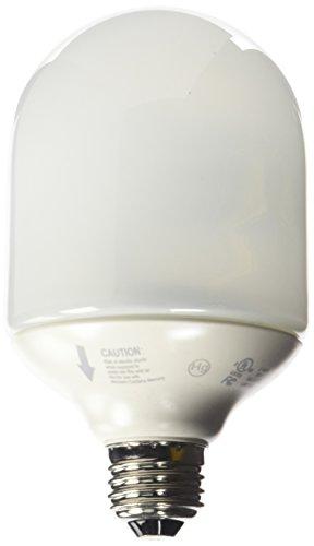 TCP 1T241951K CFL T24 - 75 Watt Equivalent (19W) Daylight (5100K) T-Capsule Light Bulb (Capsule T24)