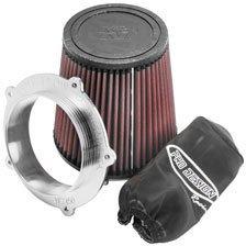 Pro Design Pro Flow K&N Air Filter Kit PD201