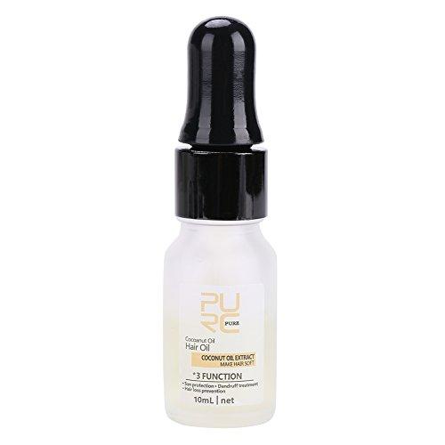 Aceite natural de la esencia del aceite Cuidado del cuerpo de la piel del pelo Smooth Hidratar la protección ULTRAVIOLETA...