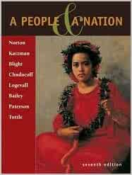 A People and a Nation [with Atlas]