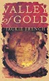 Front cover for the book Valley of gold by Jackie French