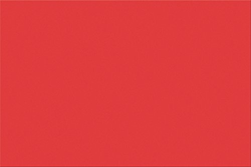 "Pacon SunWorks Construction Paper, 12"" x 18"", 100-Count, Holiday Red (9908)"