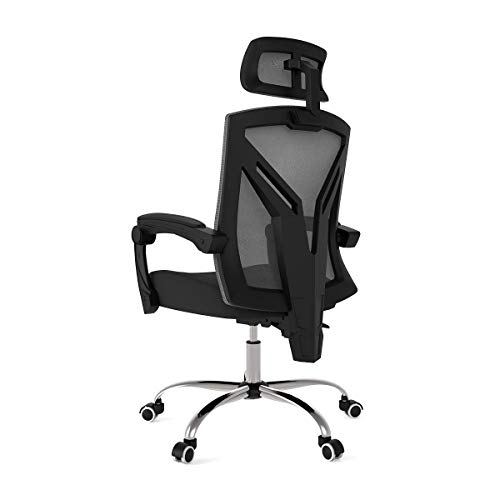 Prime Hbada Ergonomic Office Chair Modern High Back Desk Chair Home Remodeling Inspirations Cosmcuboardxyz