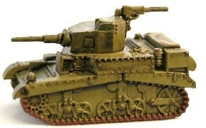 Axis and Allies Miniatures: Lend-Lease Stuart - Counter Offensive 1941-1943 (Allies And Axis Miniatures)