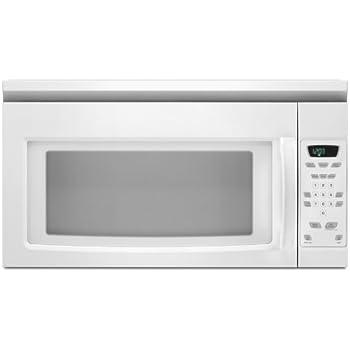 Amazon.com: Amana 1.5 cu. ft. Over-the-Range Microwave
