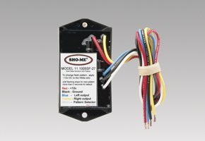 Sho-Me 27 Pattern LED Strobe Effect Flasher by -