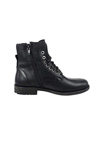 Levis Stivaletti Stivali Emerson pizzo nero nero - 225115-825-59, Levi´s Schuhe Herren:42
