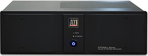 Amplifier Technologies AT522NC 2 Channel Amplifier