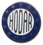 Daughters of the American Revolution DAR Hodar Lapel Pin