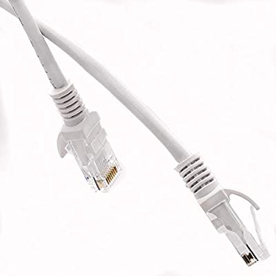 CEKATECH® CAT5 Cable Ethernet - Red RJ45 de Banda Ancha Compatible ...