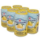 San Pellegrino All Natural Limonata Lemon Sparkling 12x 6 Pack