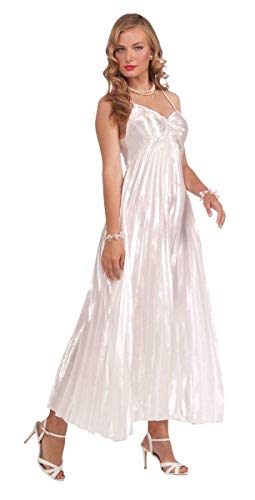 Forum Vintage Hollywood Collection Goddess Costume, White, Standard]()