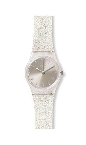 Swatch Reloj Analógico para Mujer de Cuarzo con Correa en Silicona LK343E: Amazon.es: Relojes