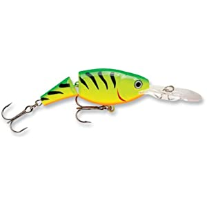 Jointed Shad Rap Suspending Fishing Lure...