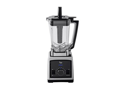 Monoprice Pro High Powered Blender With 6 Stainless Steel Blades, 2 Liter Capacity, 1450 Watts, 25000 rpm Motor, BPA Free And Dishwasher Safe From Strata Home Collection