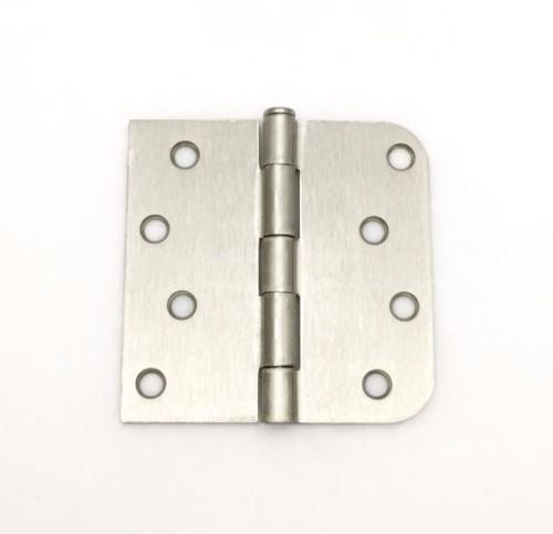 Satin Nickel Door Hinge 4