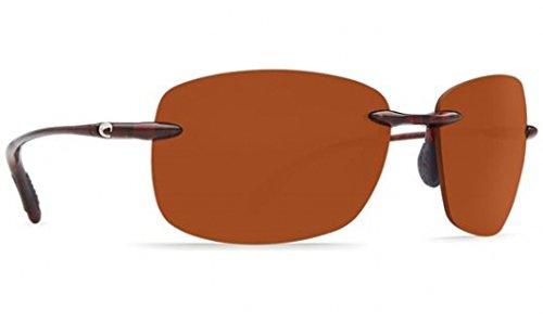 Costa Del Mar Destin Sunglasses, Tortoise, Copper 580P - Sunglasses Cost Of