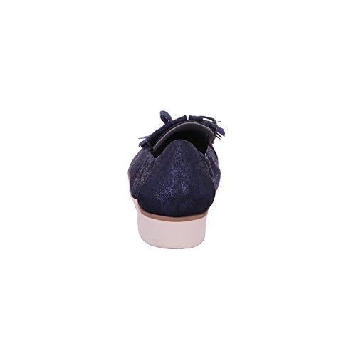 Maripé 22631-3 - Mocasines para mujer Azul