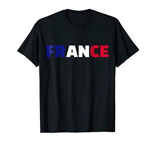 France flag T-Shirt ()