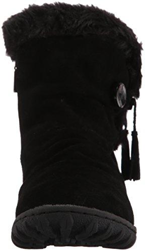Khombu Kvinna Cooper Snö Boot Svart