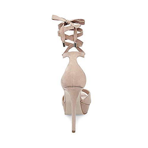 Nubuck Madden Women's Dress 5 Blush Us Open 0 Steve Sensation S6vPxRHqP