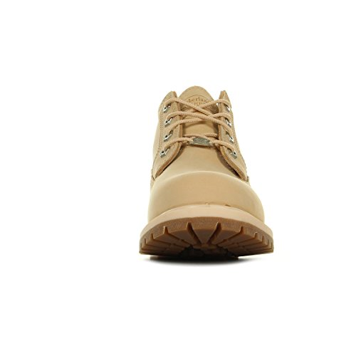 Timberland Nellie Double Collar, Bottes Chukka Femme Rouge (Apple Blossom Waterbuck K39)