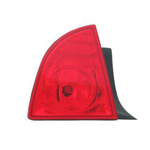 Multiple Manufacturers GM2800224V Partslink GM2800224 OE Replacement Tail Light Assembly CHEVROLET MALIBU 2008-2012